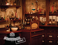 'Secret Pharmacy' Museum Website