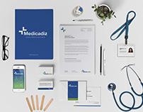 MEDI CADIZ / Branding
