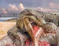 Prehistoric 'Supercroc' | Stuart Jackson-Carter