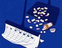 Where do expired medications go?