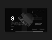[Exploration] 52/365 - Simple