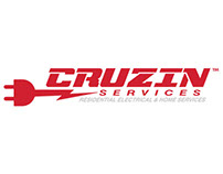 CRUZIN Services Logo & Business Card