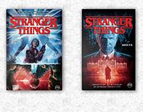 "Серія коміксів ""Stranger Things"""
