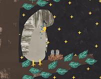 Animation 2 : A Sad Owl