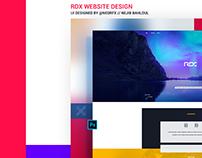 RDX Website