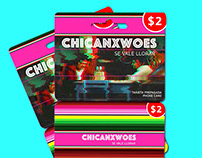 ChicanxWoes Calling Card