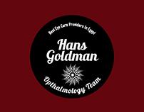 Hans Goldman logo