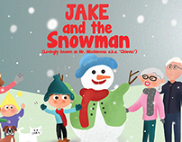 Jake and the Snowman