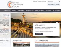 Institut d'Urbanisme de Lyon