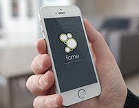MOBILE | Fome App - Protecting Family & Home