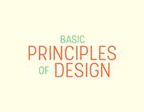 Basic Principles of Design