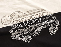 Unplugged in Monti - T-Shirts