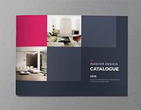 Minimal Indesign Catalogue