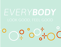 EVERYBODY | Be A Body Lover.