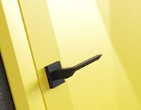 Concept doors - Porta PRIZMA