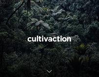 Cultivaction - Logo & Branding