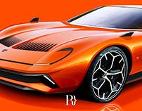 Lamborghini Miura 2025