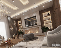 private flat - Heliopolis (3d visualization)