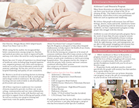 About You Home Care brochures