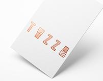 Visual Identity - TAZZA concept café