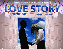 """Love Story"" Fake Movie Poster"