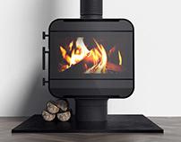 Austwood Heater