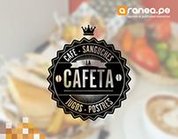 La Cafeta | Diseño de Carta Menú