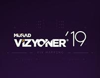 Vizyoner 19 - Gökhan Doğan x MUSIAD Audio Visual Map