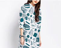 TRAVEL WITH MYSELF - Woman Allover Prints Collection