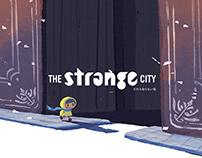 The Strange City | Art Book of Amelicart 2020