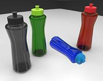 Waterbottles design