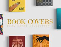 Book Covers | Illustration & Design