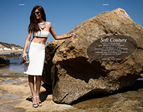 Soft Couture for Elegant Magazine