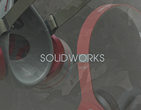 Solidwork's Pirelli Gas Mask and Beats Headphones