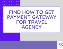 Find how to get payment gateway for travel agency
