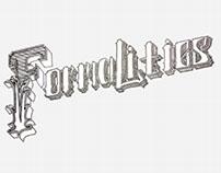 'Formalities' Type Piece