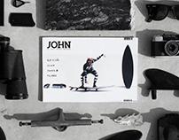 JOHN MAGAZINE
