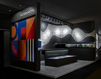 Stand design at Cevisama 2020| Mossaica