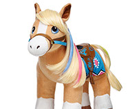Horses and Hearts Riding Club: Build-A-Bear