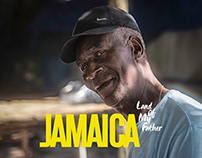 Jamaica. Land of my father.