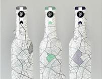 Packaging Design // B1 Craft Beer