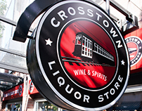 Liquor Store / Branding