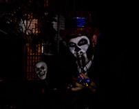 Shadowman Halloween 2013