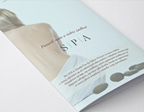 Tri Fold Brochure for theSPA