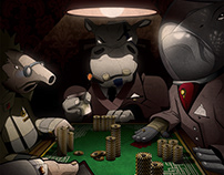 Safari Poker