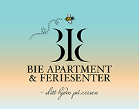 Bie Apartment & Feriesenter - Logo and visuell identity