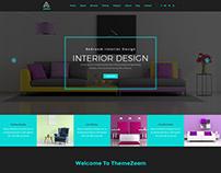 Interior Design - UI Design