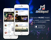 Social Network App For Music Lovers