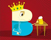 Baltazar logo animation