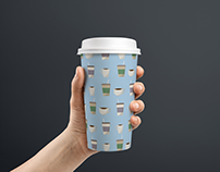 CoffeeCup Design - Mockup